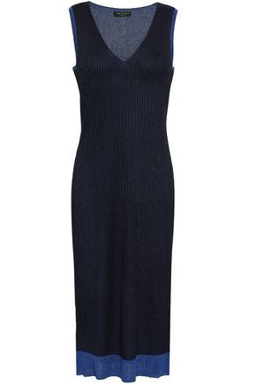 RAG & BONE Ribbed-knit dress
