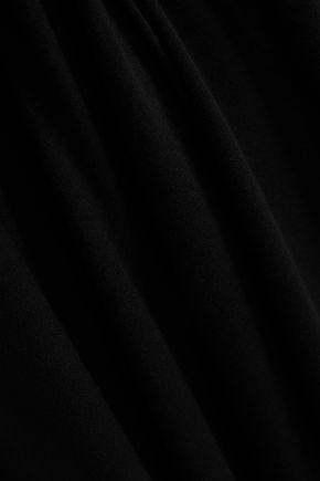 RAG & BONE Asymmetric slub jersey dress