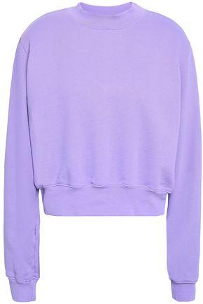 COTTON CITIZEN French cotton-terry sweatshirt