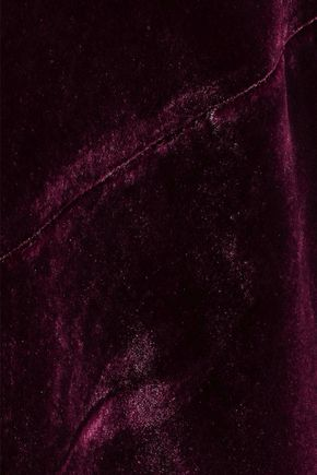 CAMI NYC The Serena open-back velvet gown