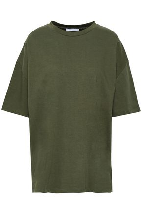 NINETY PERCENT Oversized cotton-jersey T-shirt