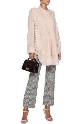 CHLOÉ Button-detailed cotton tunic
