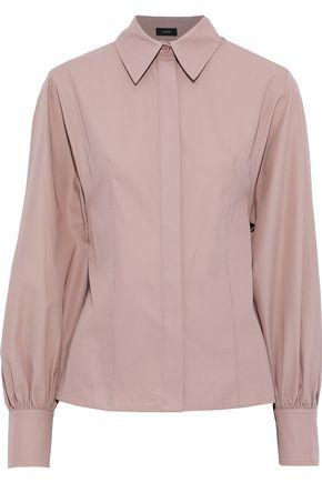 JOSEPH Flora cotton-twill shirt