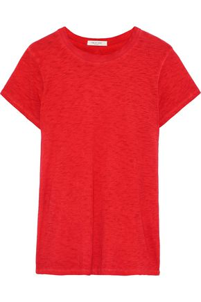RAG & BONE The Tee slub Pima cotton T-shirt