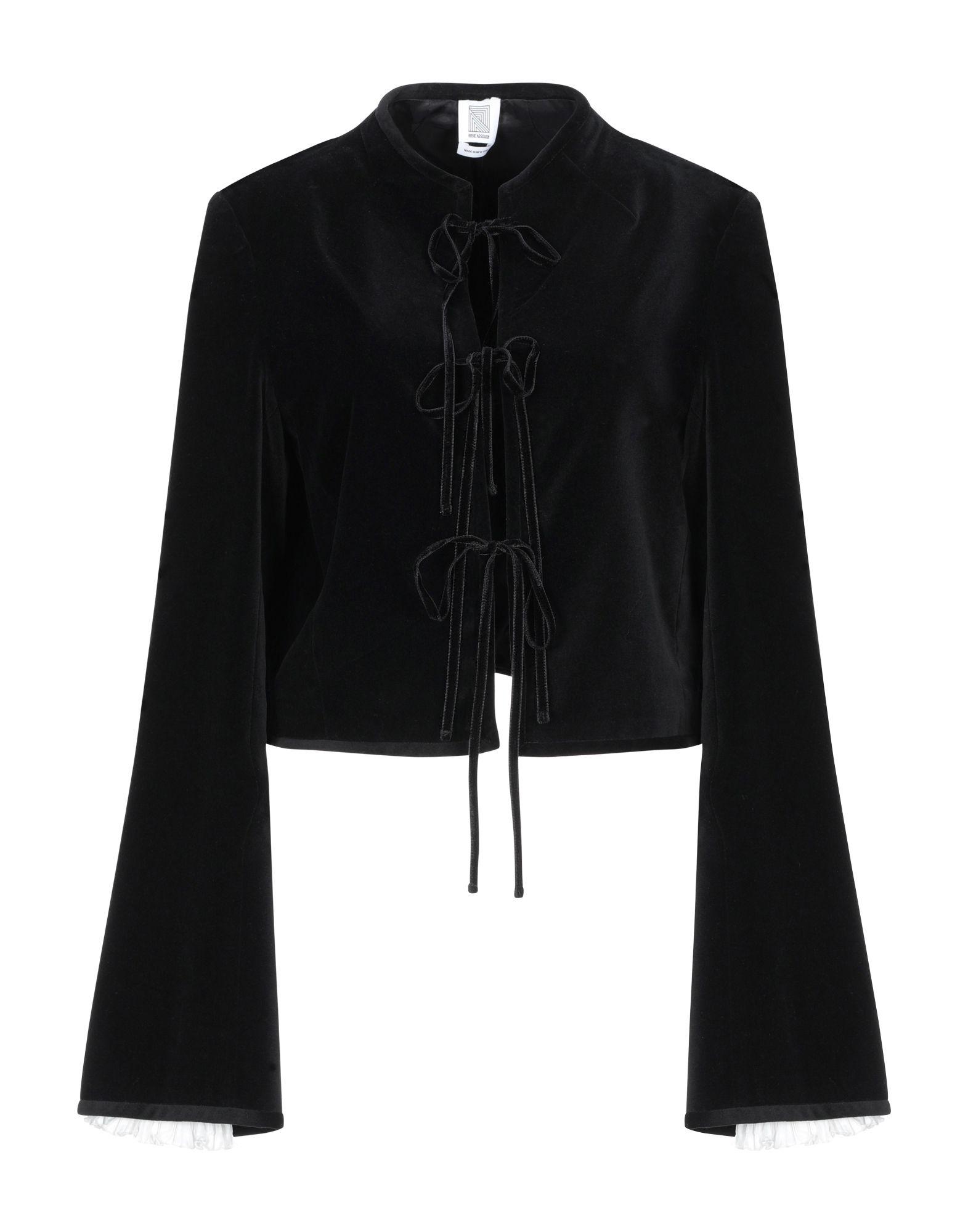 ROSIE ASSOULIN Пиджак rosie assoulin блузка