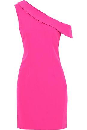 MILLY Cressida one-shoulder cady mini dress