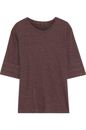 MONROW Mélange jersey T-shirt
