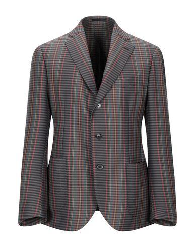 Фото - Мужской пиджак GABRIELE PASINI темно-коричневого цвета
