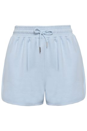 NINETY PERCENT French cotton-jersey shorts