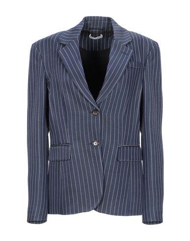 Фото - Женский пиджак ALTUZARRA темно-синего цвета