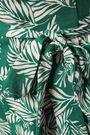 DIANE VON FURSTENBERG Printed silk and cotton-blend jersey wrap dress