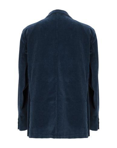 Фото 2 - Мужской пиджак L.B.M. 1911 синего цвета