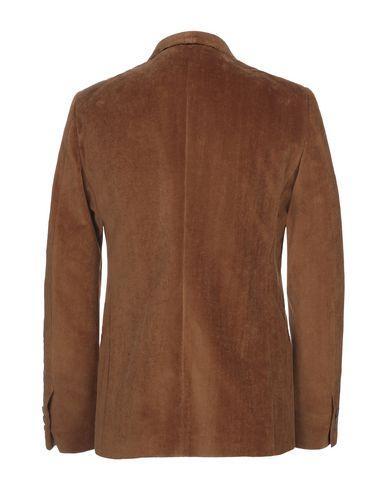 Фото 2 - Мужской пиджак MAURIZIO MIRI коричневого цвета