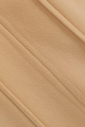 CHLOÉ Wool-blend felt mini dress