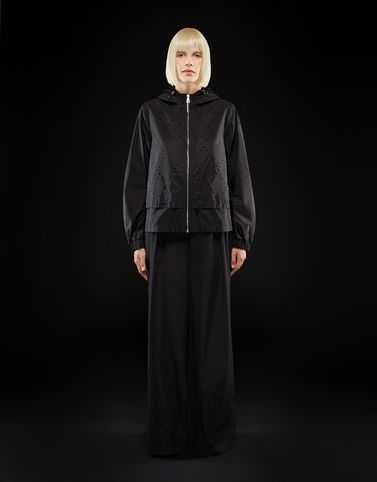 Moncler Jackets Woman: VANADIUM