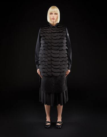 Moncler View all Outerwear Woman: IRIDIUM