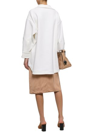 MARNI Cotton-blend crepe tunic