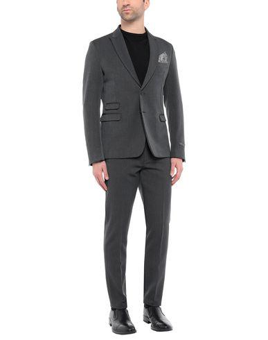 Купить Мужской костюм GEAN.LUC серого цвета