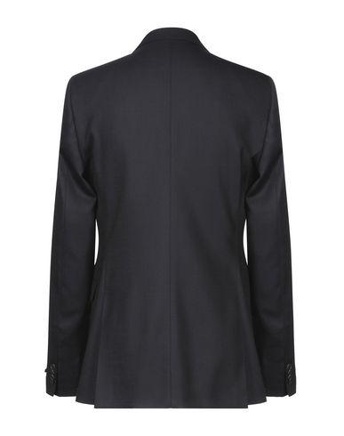Фото 2 - Мужской пиджак  темно-синего цвета