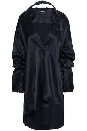 ANN DEMEULEMEESTER Beverly silk-satin blouse
