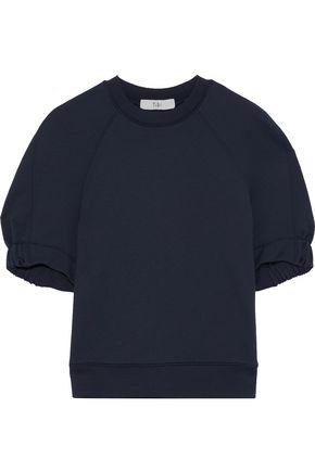 TIBI French terry sweatshirt