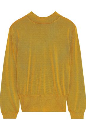 TIBI Stretch-knit sweater