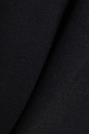 ELIE TAHARI Asymmetric jersey top
