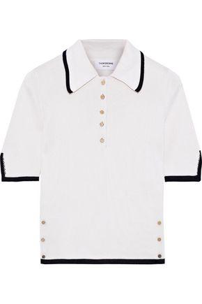 THOM BROWNE Silk shirt