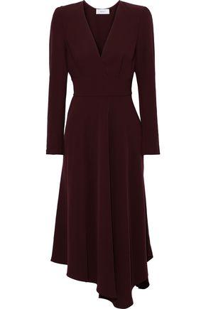 A.L.C. Loyola stretch-crepe midi dress