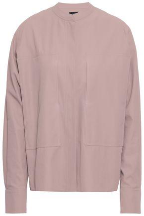 JOSEPH Cotton-twill blouse