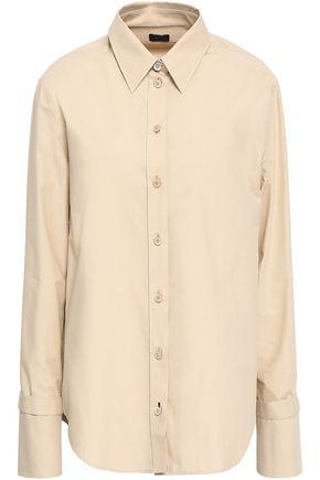 JOSEPH Rem cotton-poplin shirt
