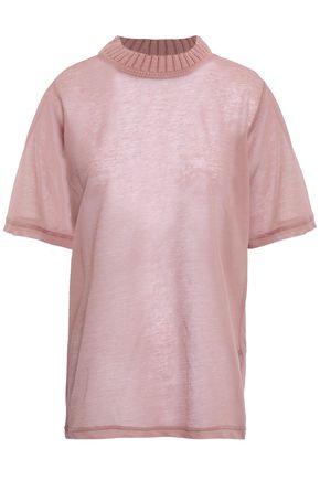 JOSEPH Cotton-jersey top