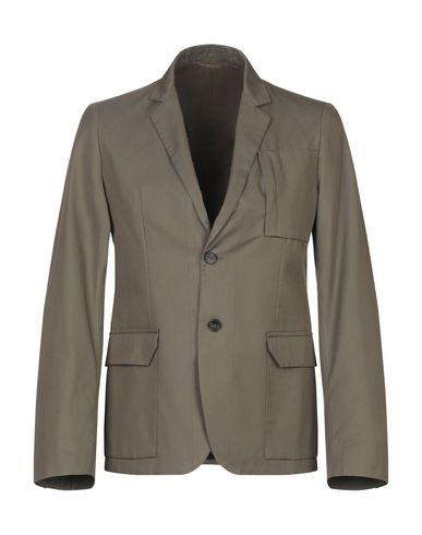 Фото - Мужской пиджак  цвет зеленый-милитари