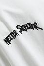 IRO Walta printed cotton-jersey T-shirt