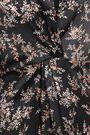 VINCE. Floral-print silk-satin midi dress