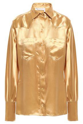CHLOÉ Satin shirt