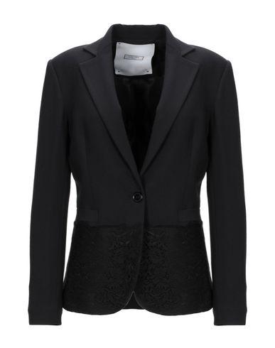 Фото - Женский пиджак GRETHA Milano черного цвета