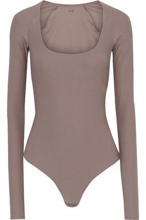 ALIX Sullivan stretch-jersey thong bodysuit