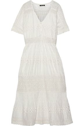 LOVE SAM Midi Dress