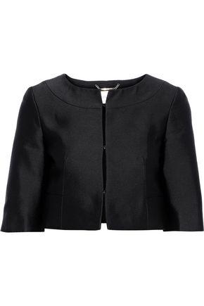 ALBERTA FERRETTI Cropped cady jacket