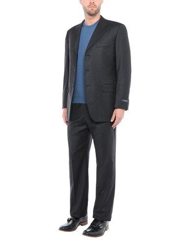 Фото - Мужской костюм  цвет стальной серый