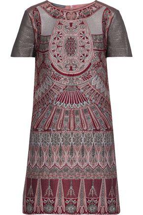 ALBERTA FERRETTI Brocade mini dress