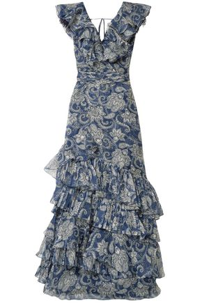JOHANNA ORTIZ Maxi Dress