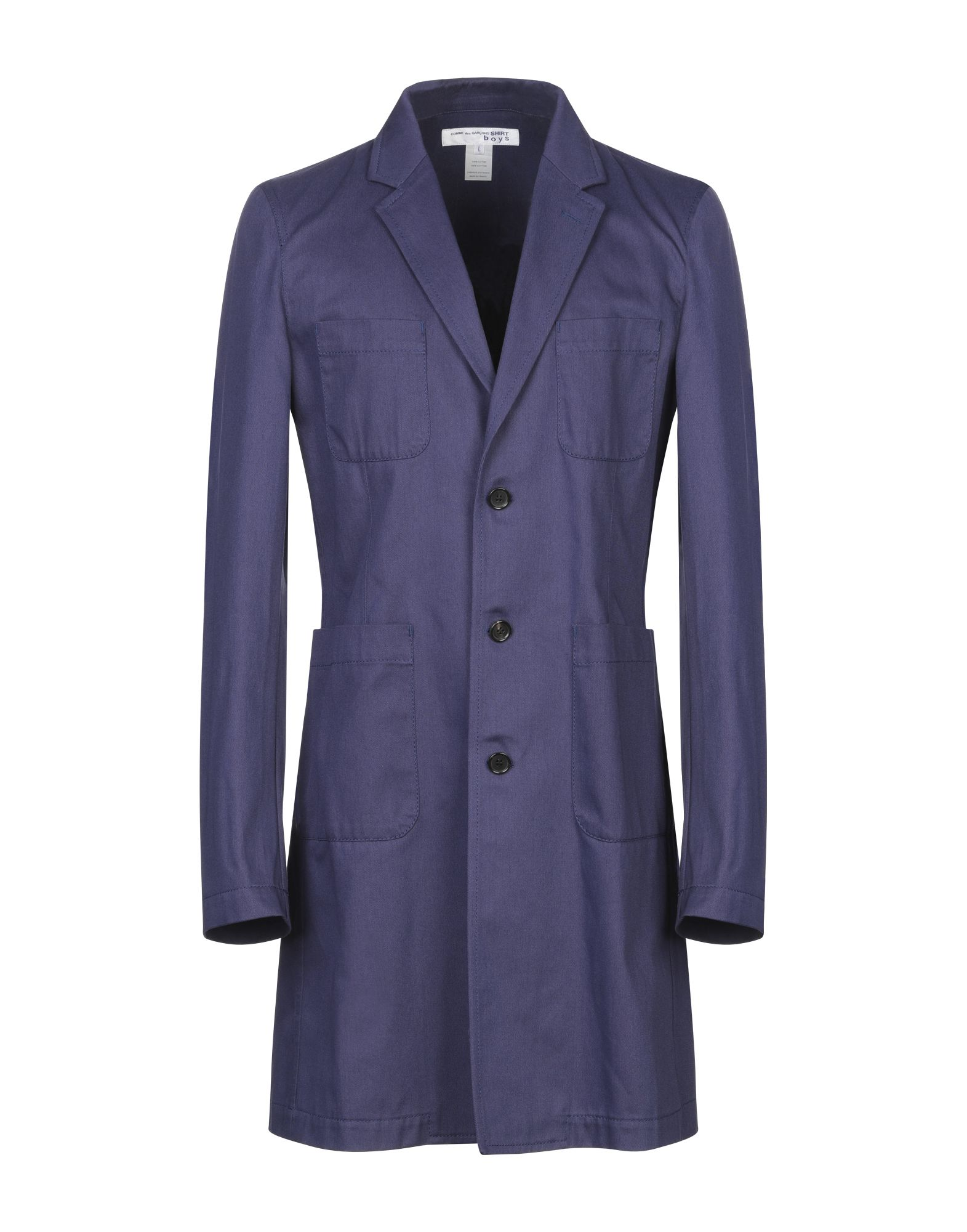 COMME des GARÇONS SHIRT Легкое пальто