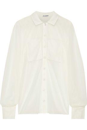 JIL SANDER Mesh shirt
