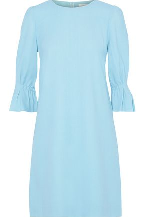 GOAT Gemma wool-crepe mini dress