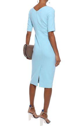 GOAT Fane wool-crepe dress