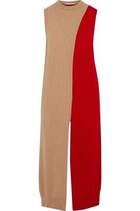 ROSETTA GETTY Split-back cashmere tunic