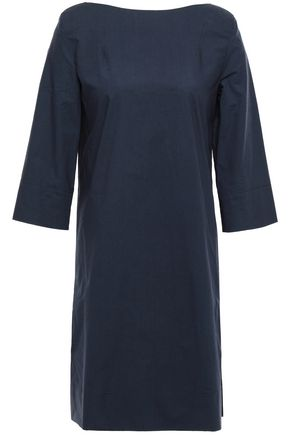 MARNI Cotton-poplin mini dress