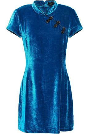 DE LA VALI Mini Dress